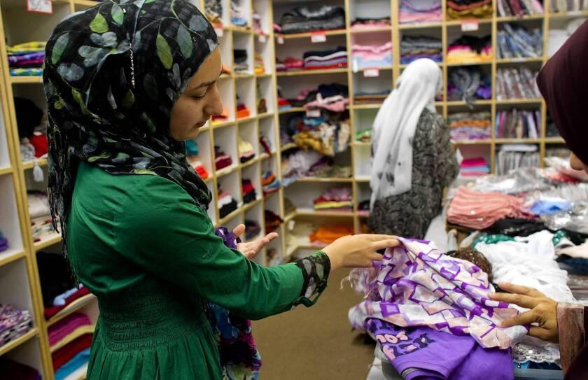 Muslim clothing companies flourishing in Southland