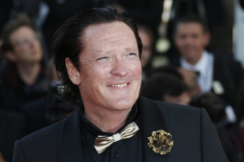 Michael Madsen at the 2014 Cannes Film Festival. The DUI conviction was his second in less than a decade.