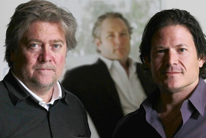 Breitbart com sets sights on ruling the conservative conversation