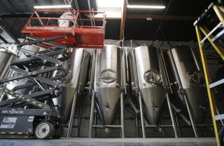 San Diego's beer industry hits a slow patch