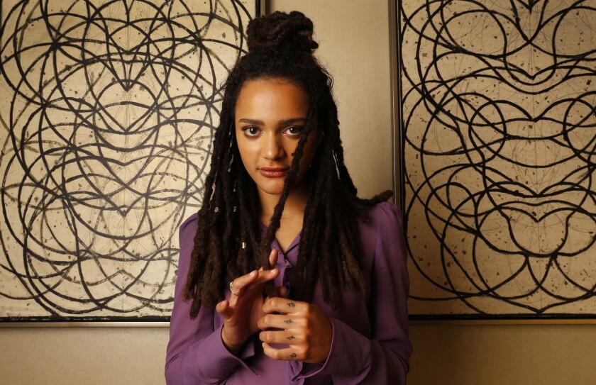 'American Honey' star Sasha Lane