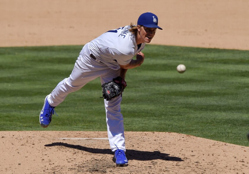 Dodgers starting pitcher Zack Greinke knows the importance that goes into every pitch and how one ball or strike call alters an entire at-bat.