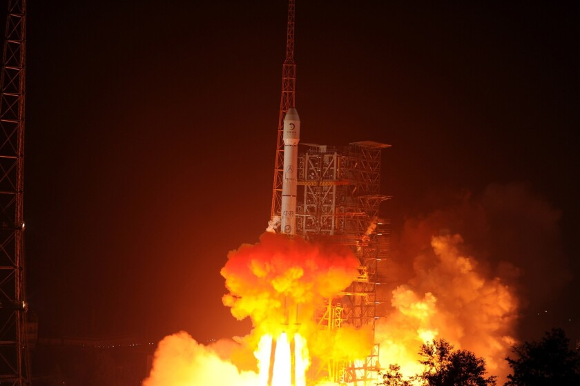 CHINA-SCIENCE-SPACE-MOON-LAUNCH