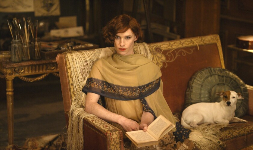 Eddie Redmayne | 'The Danish Girl'