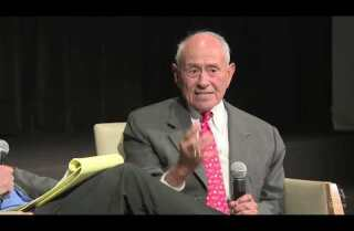 Charter school expansion and Eli Broad