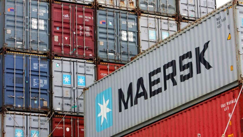 FILES-GERMANY-MARITIME-TRANSPORT-CONTAINERS