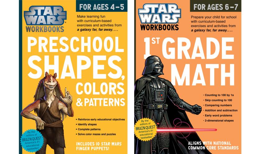Star Wars Workbook Series