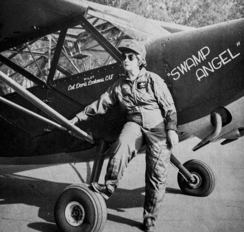 former aviatrix