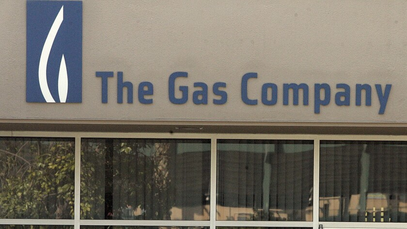 Southern California Gas office