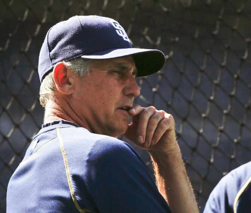 Bud Black says he is happy to be back with the Angels