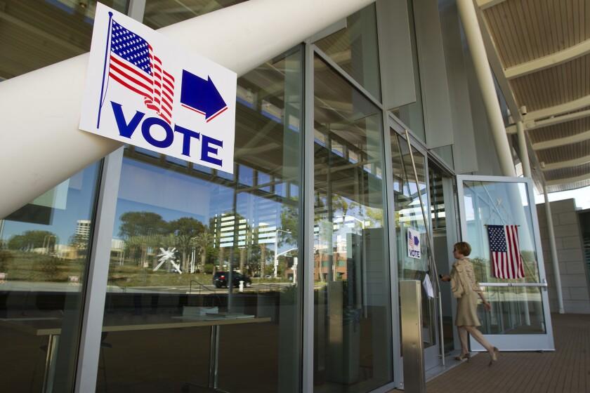 Newport Beach election