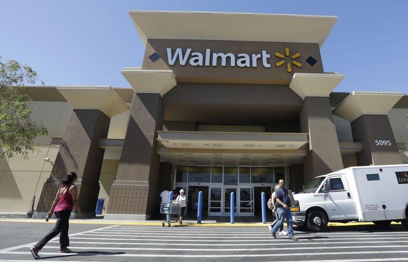 San Jose Wal-Mart