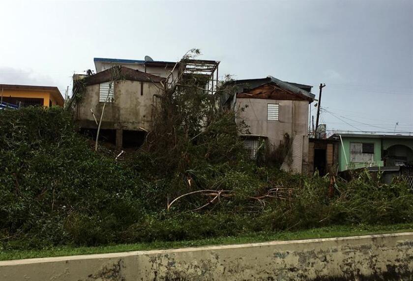 El Senado de Puerto Rico avaló el proyecto de ley 961, que tiene como fin, asistir a los deudores que obtuvieron una moratoria en sus préstamos hipotecarios residenciales como consecuencia del paso de huracán María en poner sus préstamos al corriente. EFE/Archivo