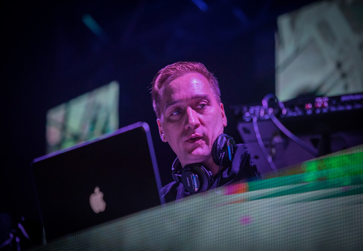 The House of Blues San Diego welcomed Paul Van Dyk to the stage for an epic live DJ set on Friday, May 26, 2017. (John Audley)