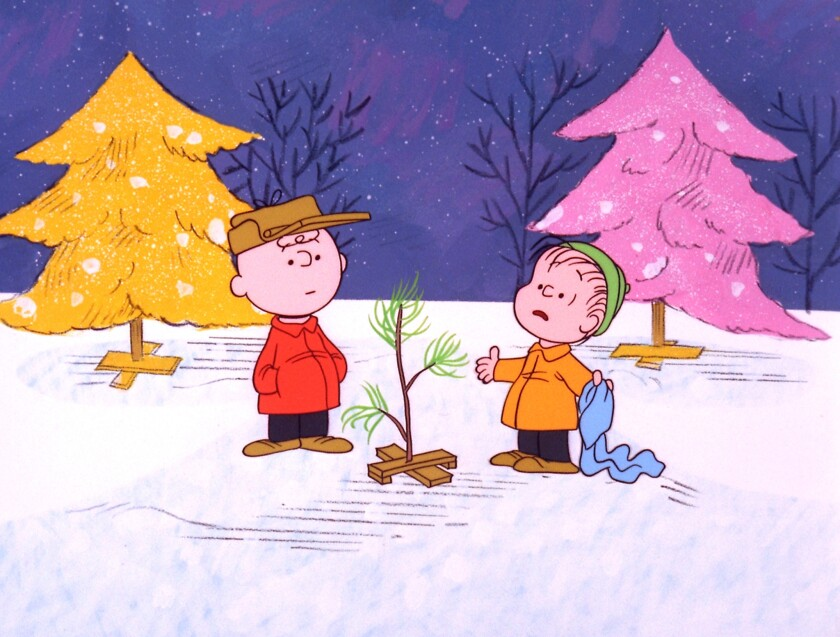 50 years later, Charlie Brown turns out to be a 'Christmas' winner after all