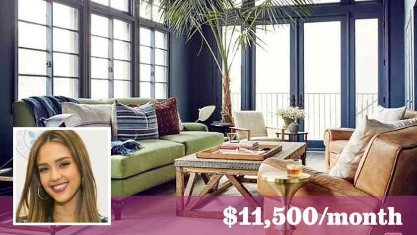 Hot Property | Jessica Alba