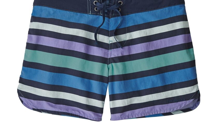 8. Board, not bored Here?s some incentive to get back in the water. These recycled polyester Waverid