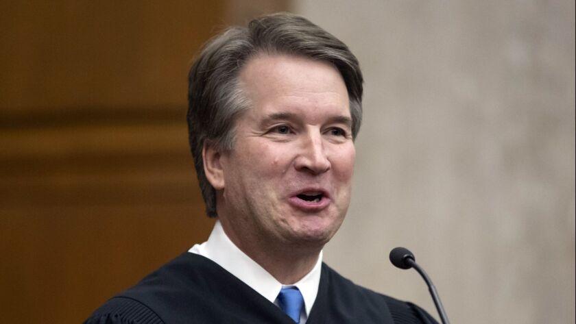 Supreme Court nominee Brett Kavanaugh's confirmation hearings before the Senate Judiciary Committee begin Tuesday.