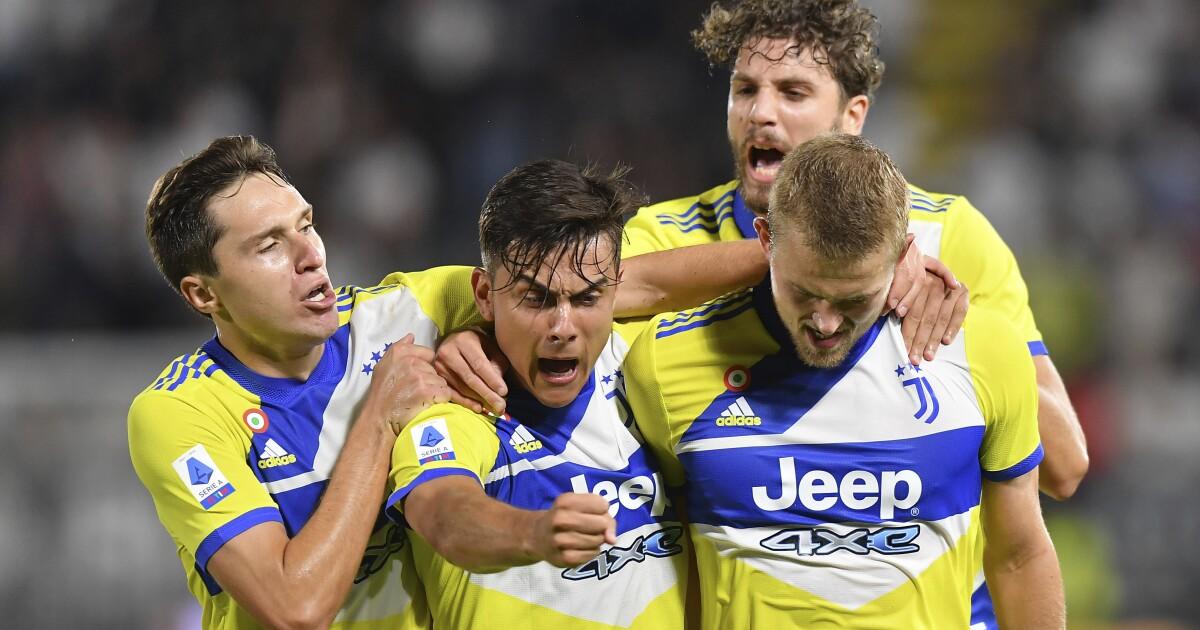 Juventus finalmente gana un partido - Los Angeles Times