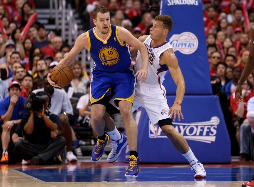 Five takeaways from the Clippers' Game 1 loss to Golden State