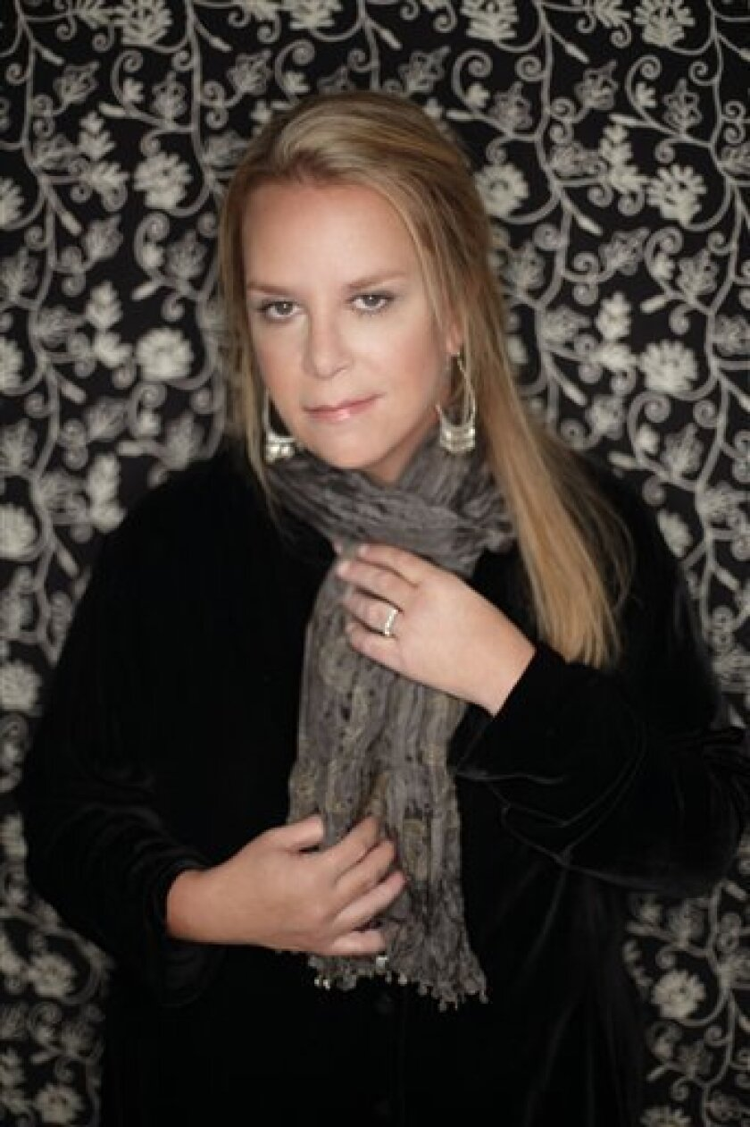 This photograph provided by Sacks & Co. shows Mary Chapin Carpenter in an October 2009 photograph. Carpenter is out with a new album and about to begin a national tour for the first time in three years. She suffered a pulmonary embolism in the spring of 2007. (AP Photo/Russ Harrington)