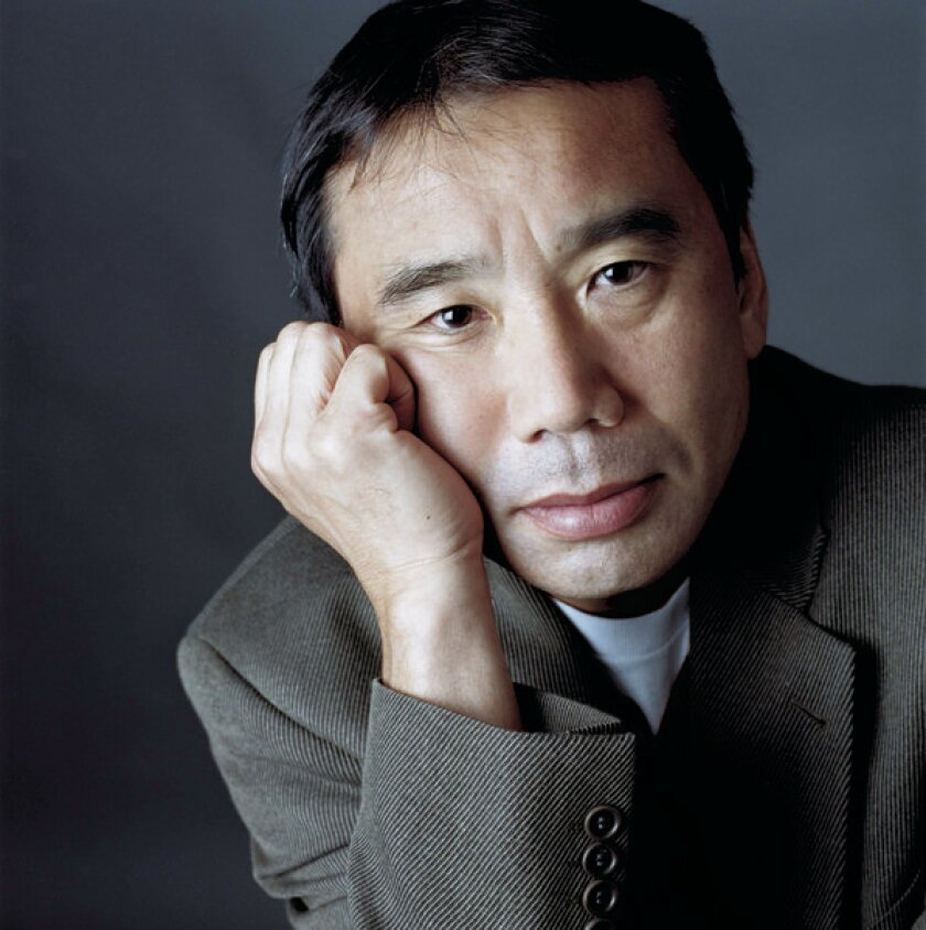 """Haruki Murakami's latest book, """"The Faded [or Colorless] Tsukuru Tasaki and the Year of His Pilgrimage,"""" will be released in the U.S. next year."""