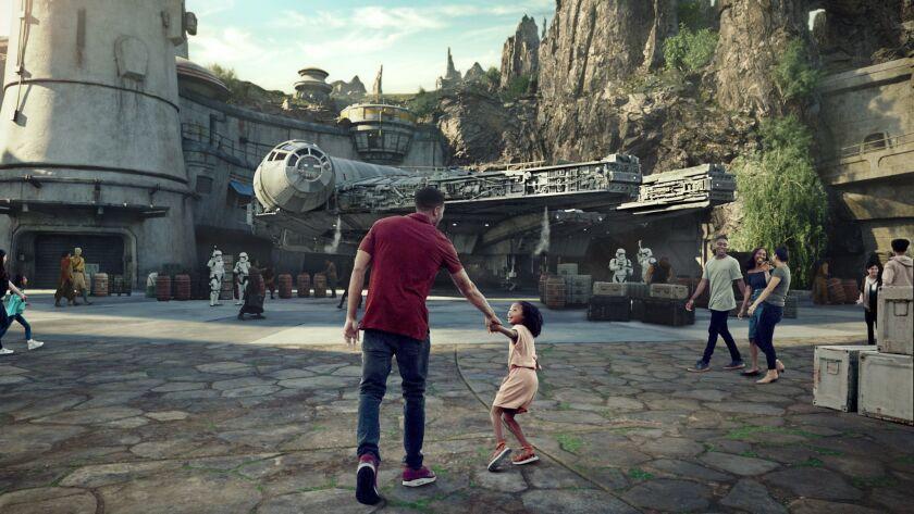 Star Wars: GalaxyÕs Edge Ð Black Spire Outpost