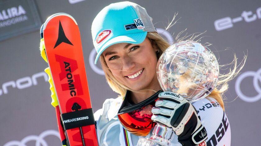 Alpine Skiing World Cup finals in Soldeu-El Tarter, Andorra - 14 Mar 2019