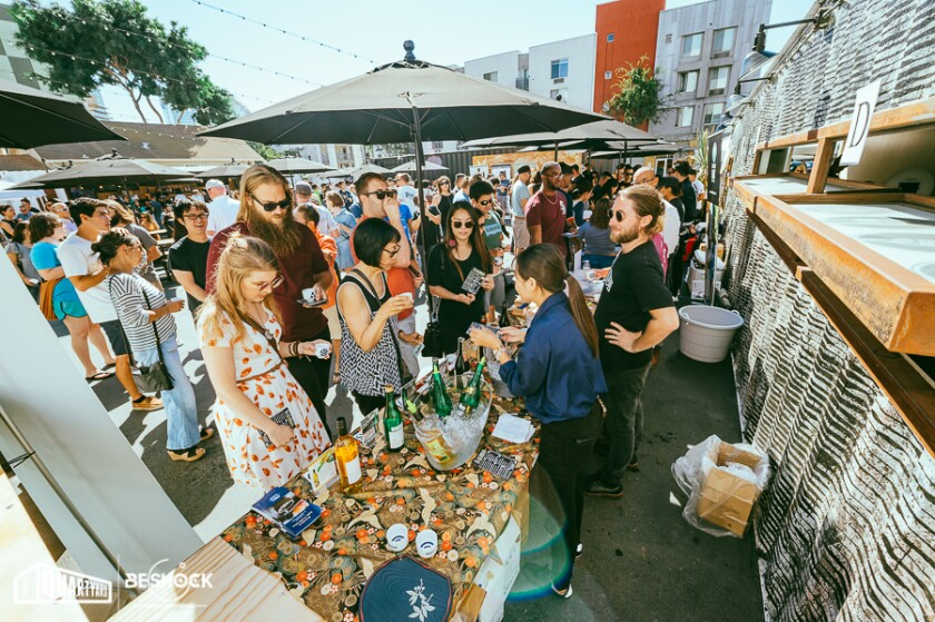 A photo of San Diego Sake Fest