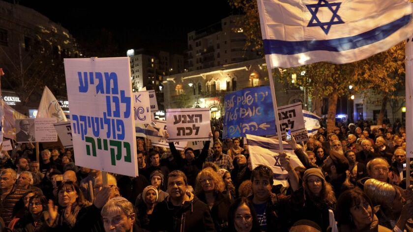 ISRAEL-POLITICS-CORRUPTION