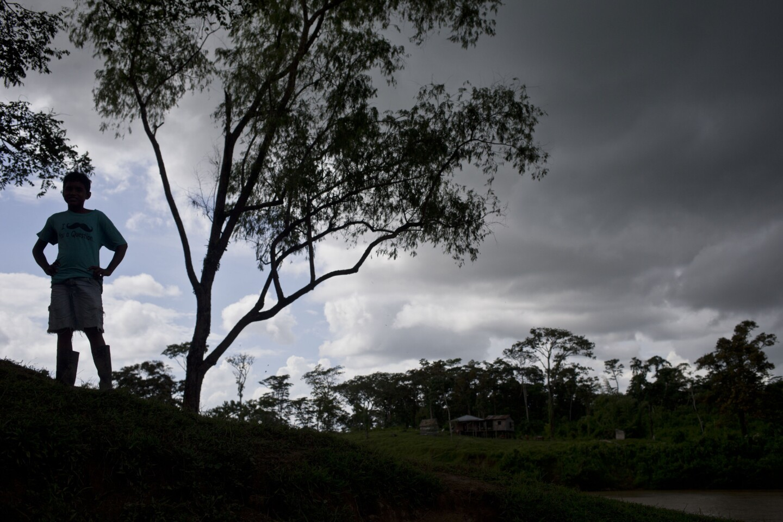 NICARAGUA-INDIOS MISKITO-FOTOGALERIA