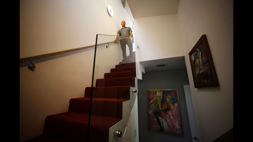 Architect Todd Conversano's home addition