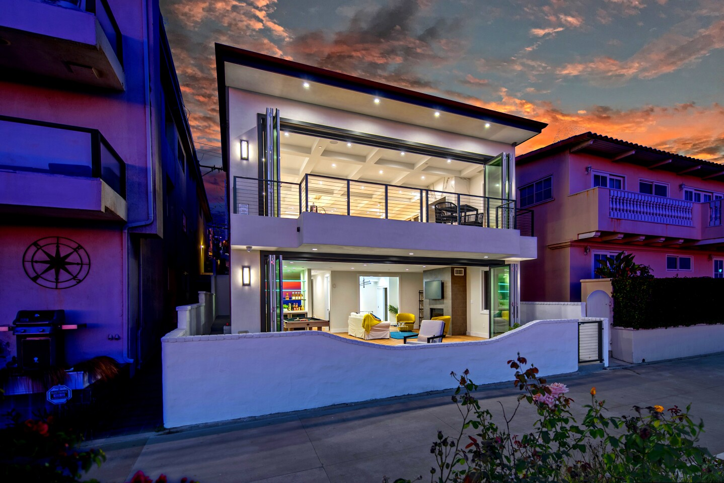 House 1: 3808 the Strand, Manhattan Beach, 90266 (Vista Sotheby's International Realty)
