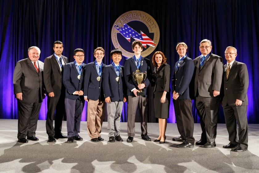 North Hollywood High wins cyber-security compeition