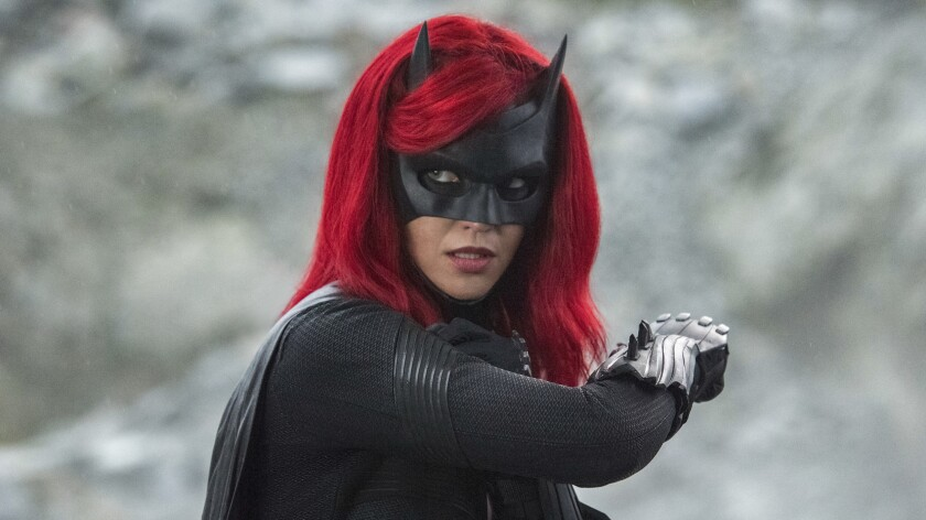 Ruby Rose hints there's more to say about 'Batwoman' exit - Los Angeles Times