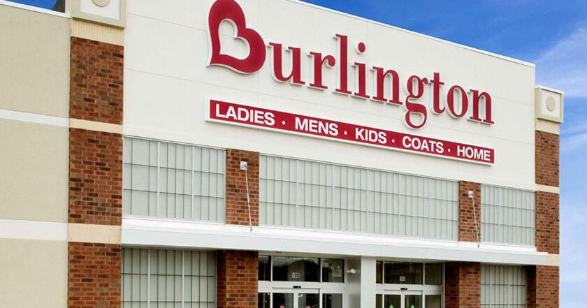 Burlington is best known for discount apparel and home decor.