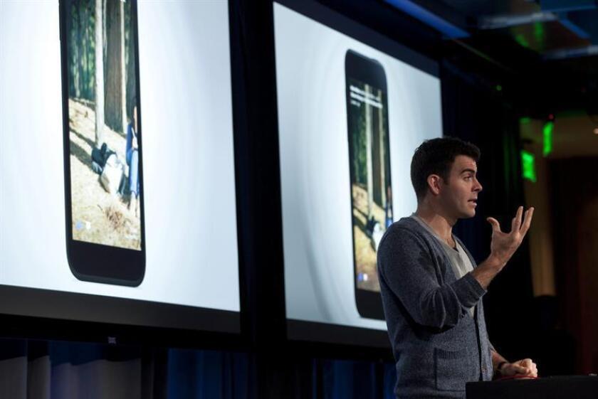 La popular aplicación para compartir imágenes Instagram, propiedad de Facebook, anunció hoy el nombramiento de su nuevo jefe, Adam Mosseri, después de que los fundadores de la plataforma anunciasen su marcha. EFE/Archivo