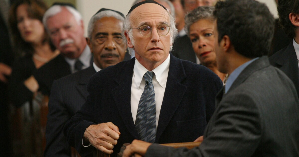 Robert B. Weide: My life as a meme after 'Curb Your ...