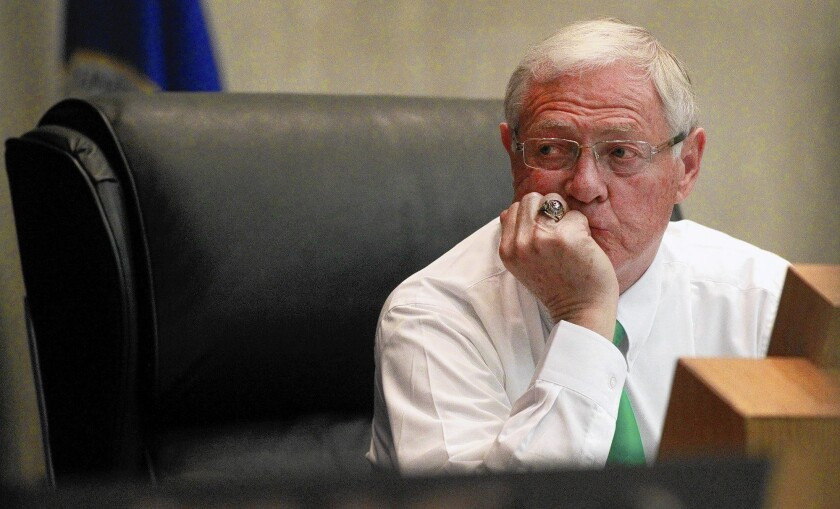"""L.A. County Supervisor Michael D. Antonovich says Laura's Law """"is a compassionate, cost-effective approach, proven to reduce incarceration and homelessness."""""""