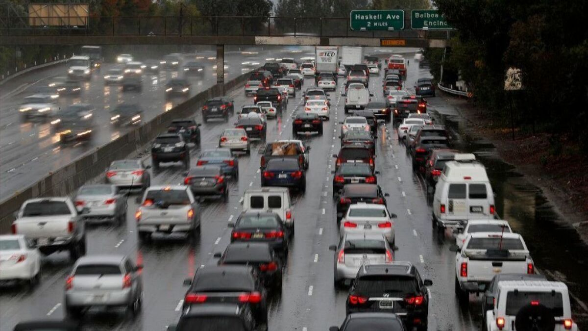 l.a. will never get rid of its traffic problem, with or
