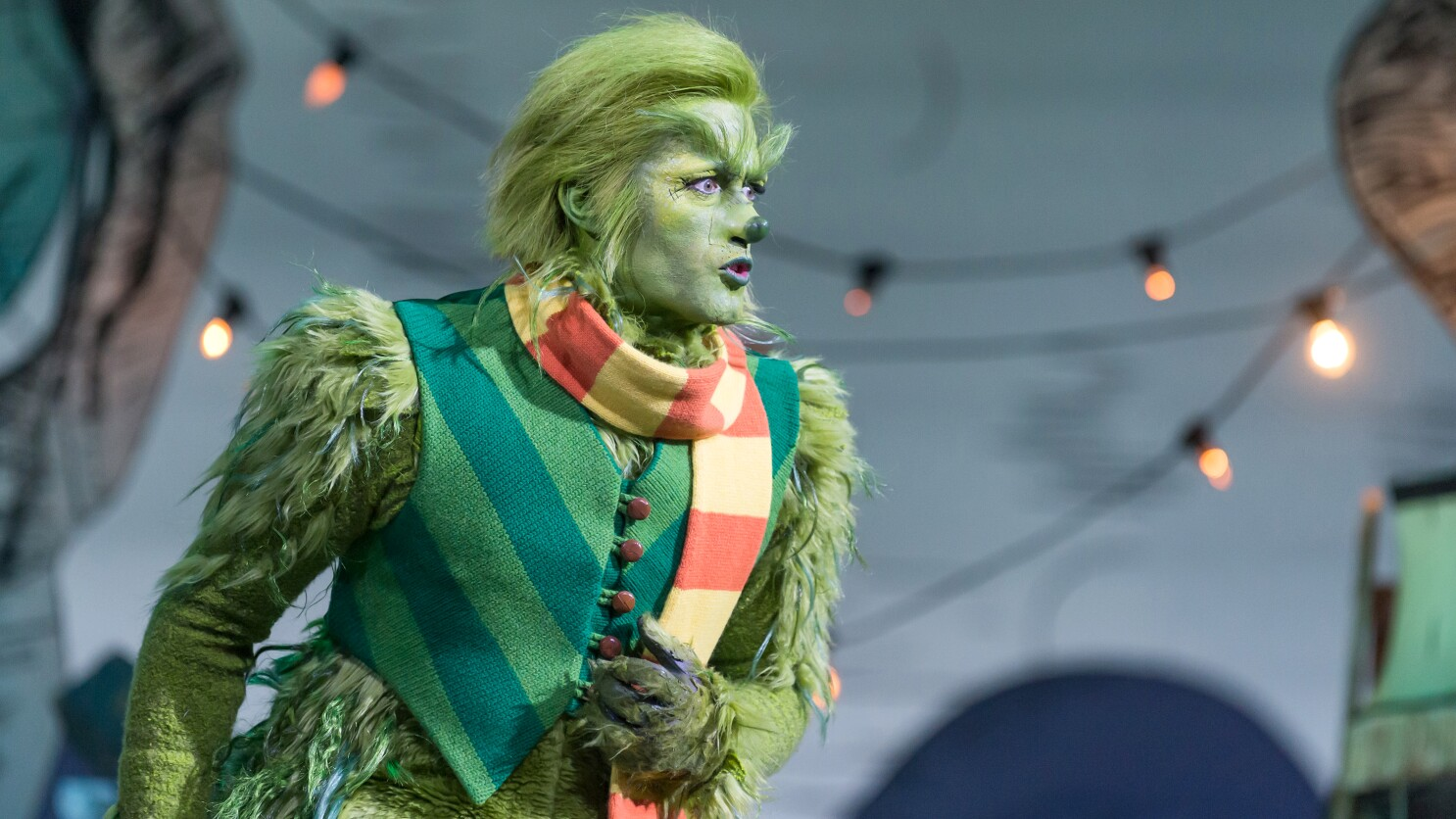 The Grinch Stole Christmas 2021 How The Grinch Stole Christmas Is Perfect Why Mess With It Los Angeles Times