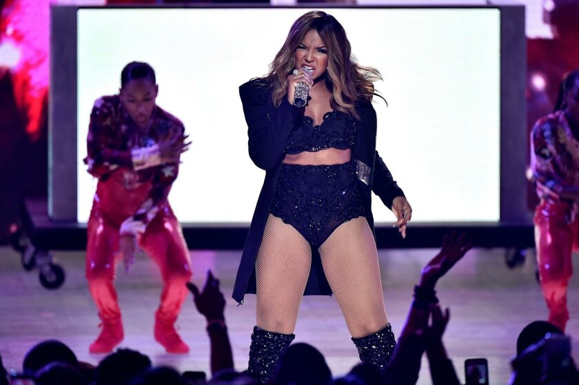 NEW YORK, NY - JULY 11: Ashanti performs onstage during the VH1 Hip Hop Honors: All Hail The Queens at David Geffen Hall on July 11, 2016 in New York City. (Photo by Theo Wargo/Getty Images for VH1) ** OUTS - ELSENT, FPG, CM - OUTS * NM, PH, VA if sourced by CT, LA or MoD ** Getty Images for VH1