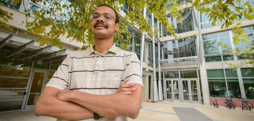 Ravi Ramamoorthi leads UC San Diego's new Center for Visual Computing.