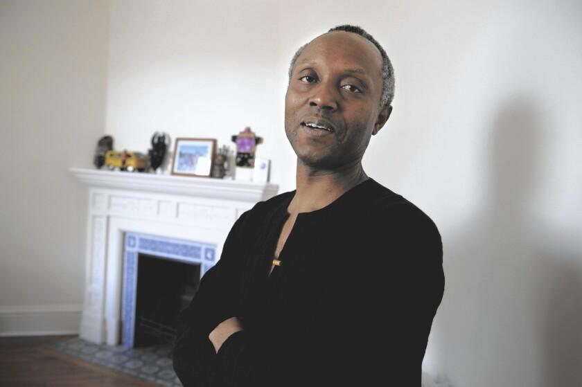 Author Okey Ndibe