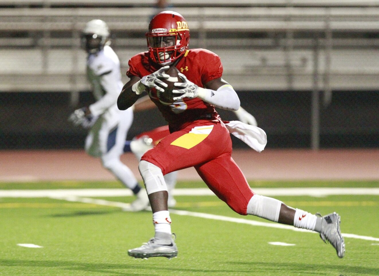Cathedral Catholic plays in Honor Bowl