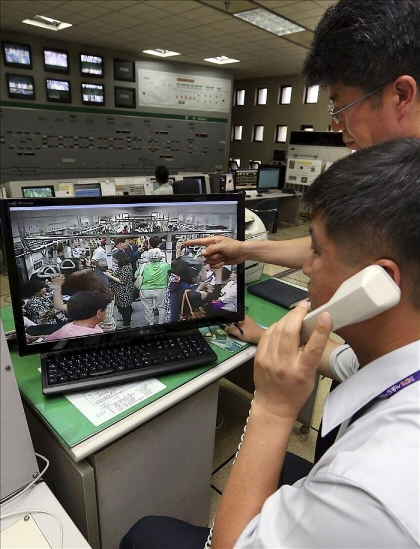 South Korean arrested for making 5,000 prank phone calls to