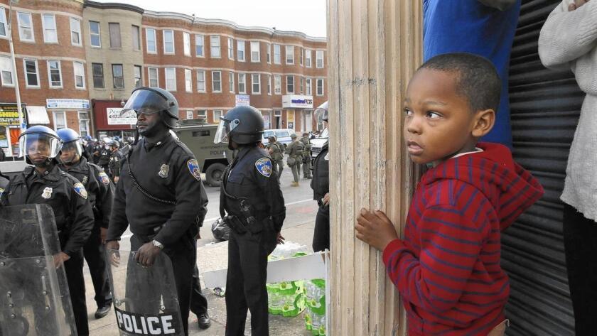 Desde la muerte de Gray el 19 de abril y hasta finales de junio, se han producido en Baltimore 80 homicidios, casi el doble que los 42 registrados en el mismo período del año pasado, y muy por encima también de los 53 de 2013, los 48 de 2012 y los 45 de 2011.