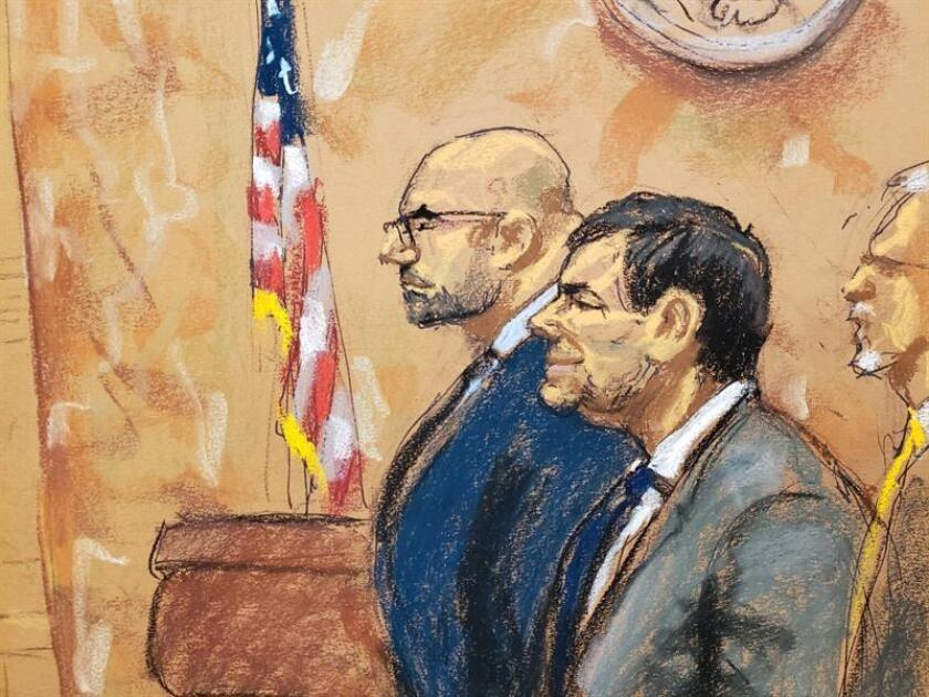 Se prevé que juicio al Chapo acabe entre el 21 de enero y mediados de febrero