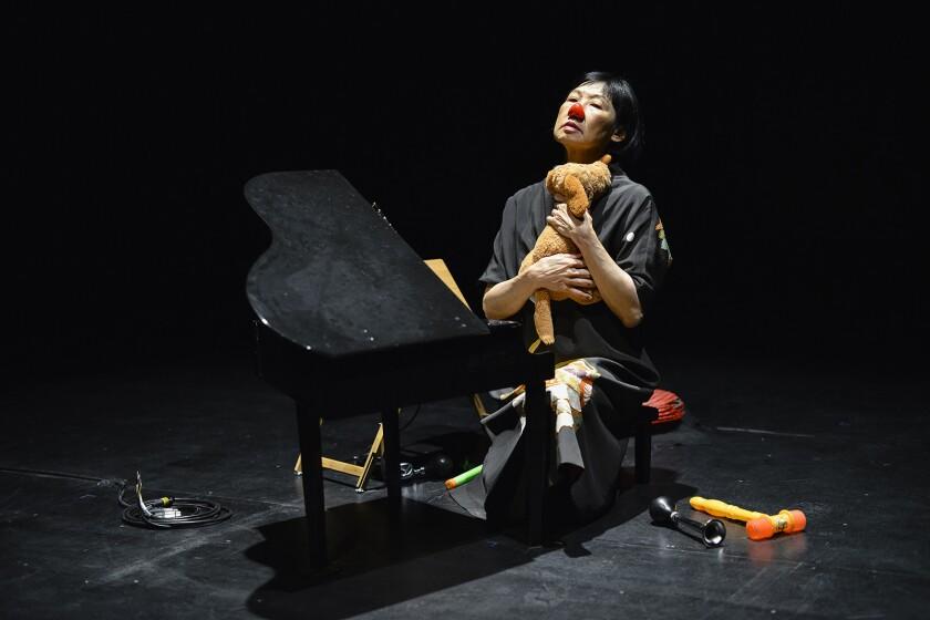 Pianist Margaret Leng Tan