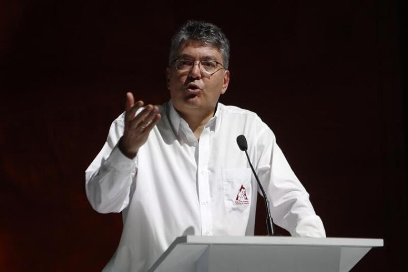 El ministro de Hacienda y Crédito Público de Colombia, Mauricio Cárdenas Santamaría. EFE/Archivo